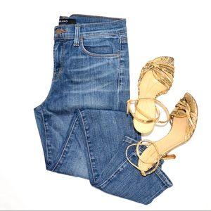 J Brand Skinny Leg Skylar Stretch Mid Rise Jeans